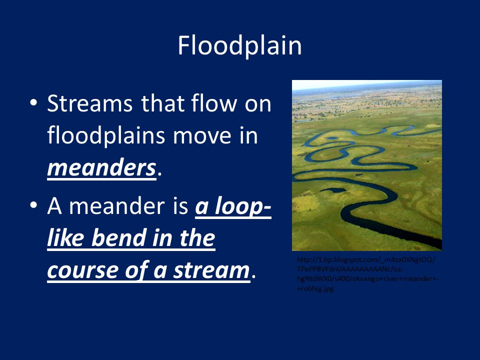 The Work of Streams. - ppt download