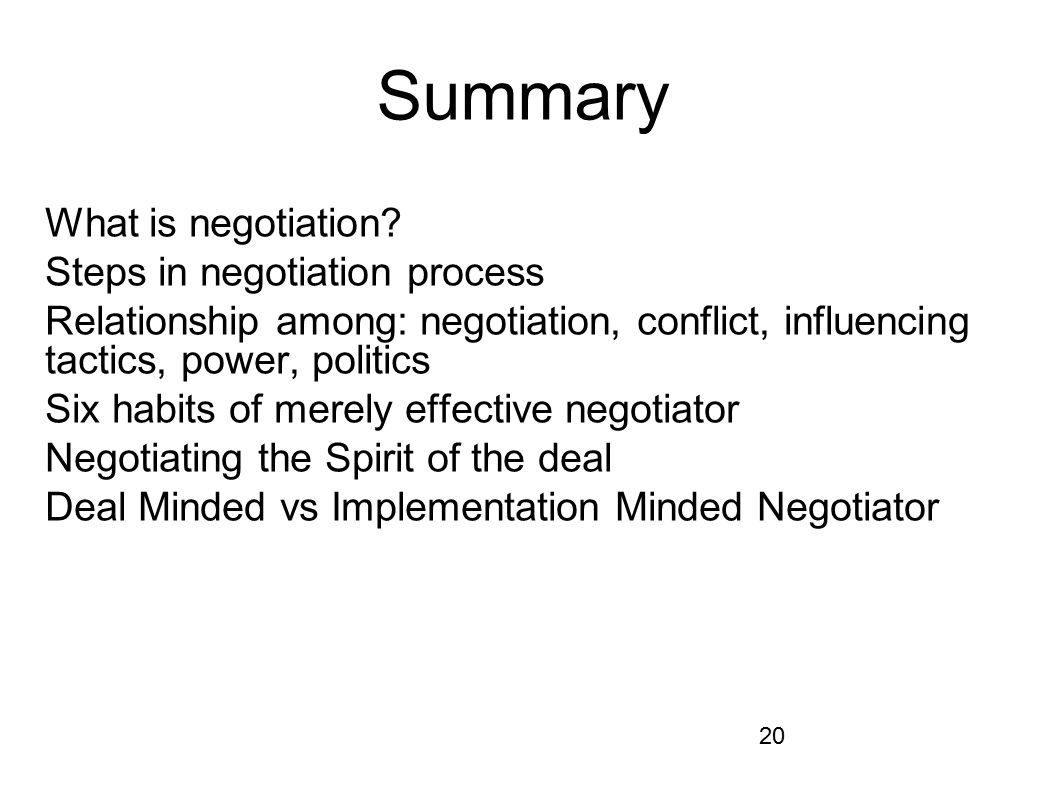 notes what is negotiation How to become a skilled negotiator: dan gives us some tips, tricks, specific help  on our problems and tells us about the negotiation.
