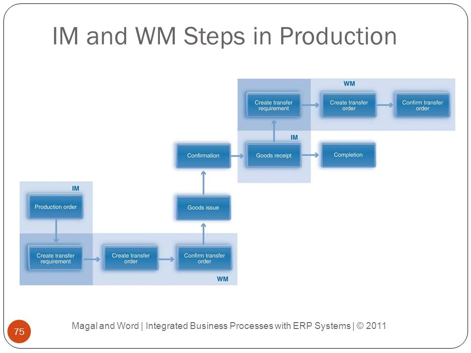 Integrated Business Process : Integrated business processes with erp systems magal pdf