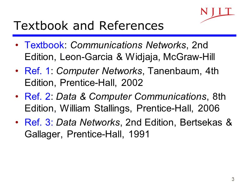 Data communications and networking 4th edition textbook
