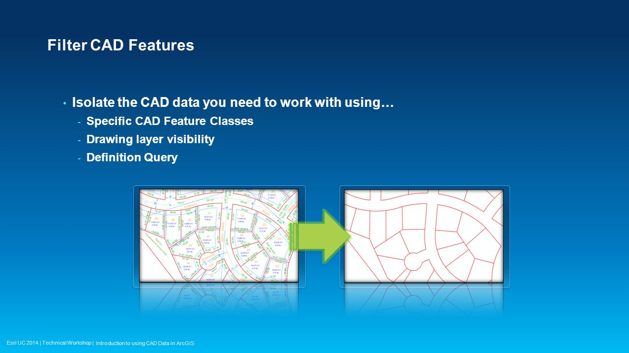 query filter in arcgis