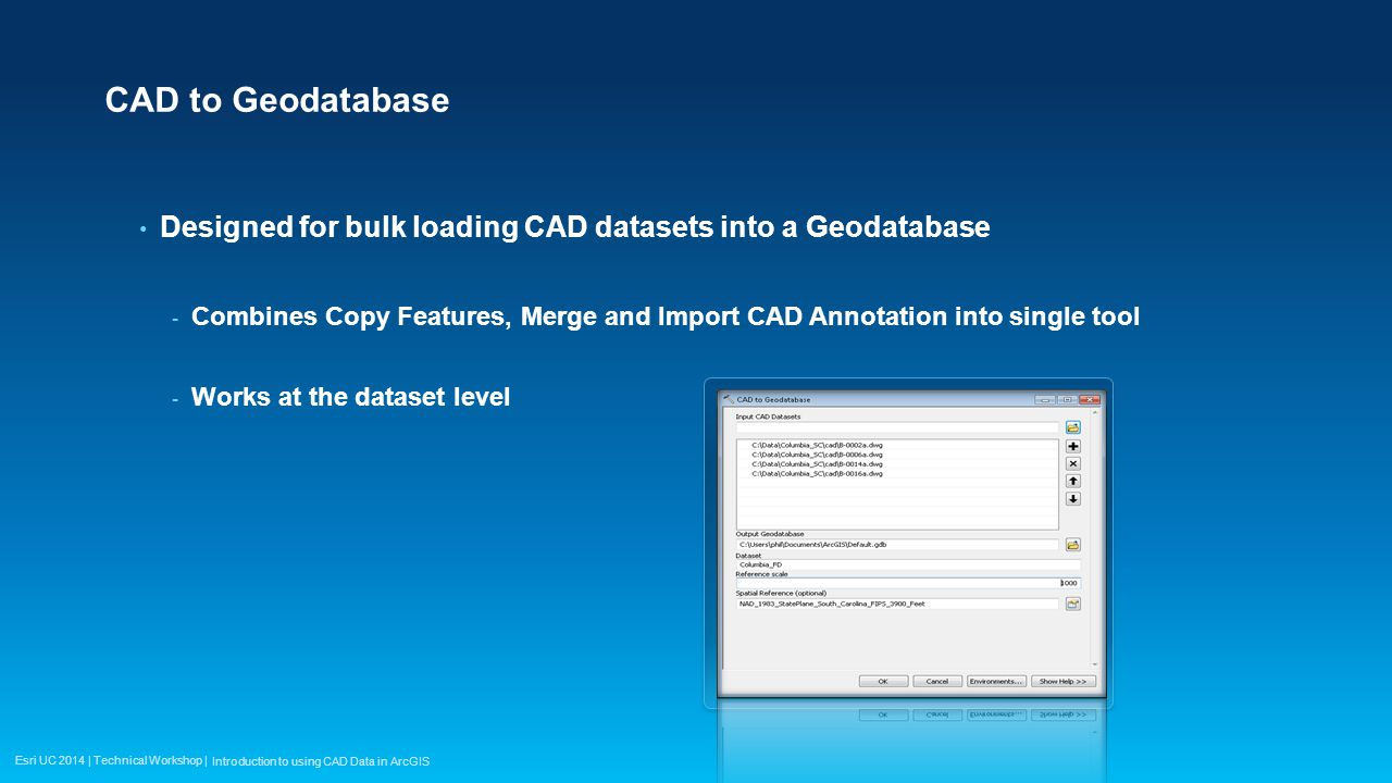Using cad data in arcgis ppt video online download for Copy cad
