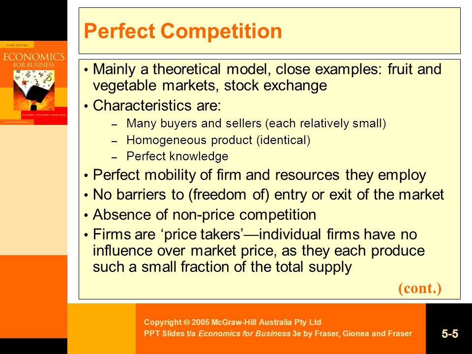 Competition (economics)
