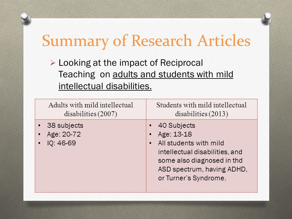 research newspaper content adhd