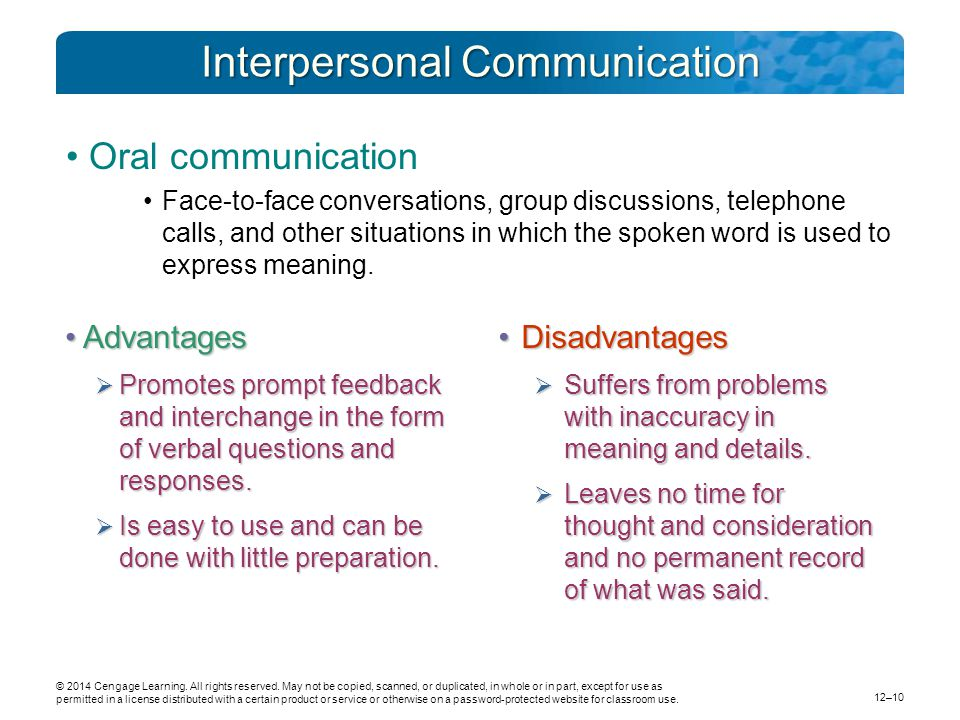 interpersonal communication advantages and challenges of Posts about benefits of interpersonal communications written by james v d' ambrosio.