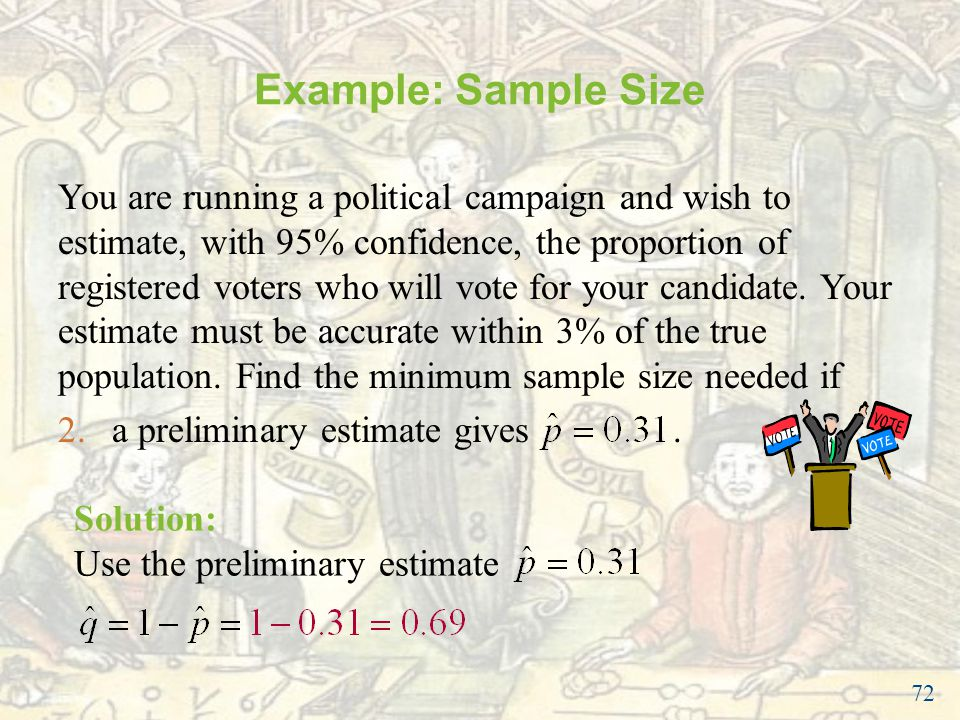Chapter 6 Confidence Intervals. - ppt download