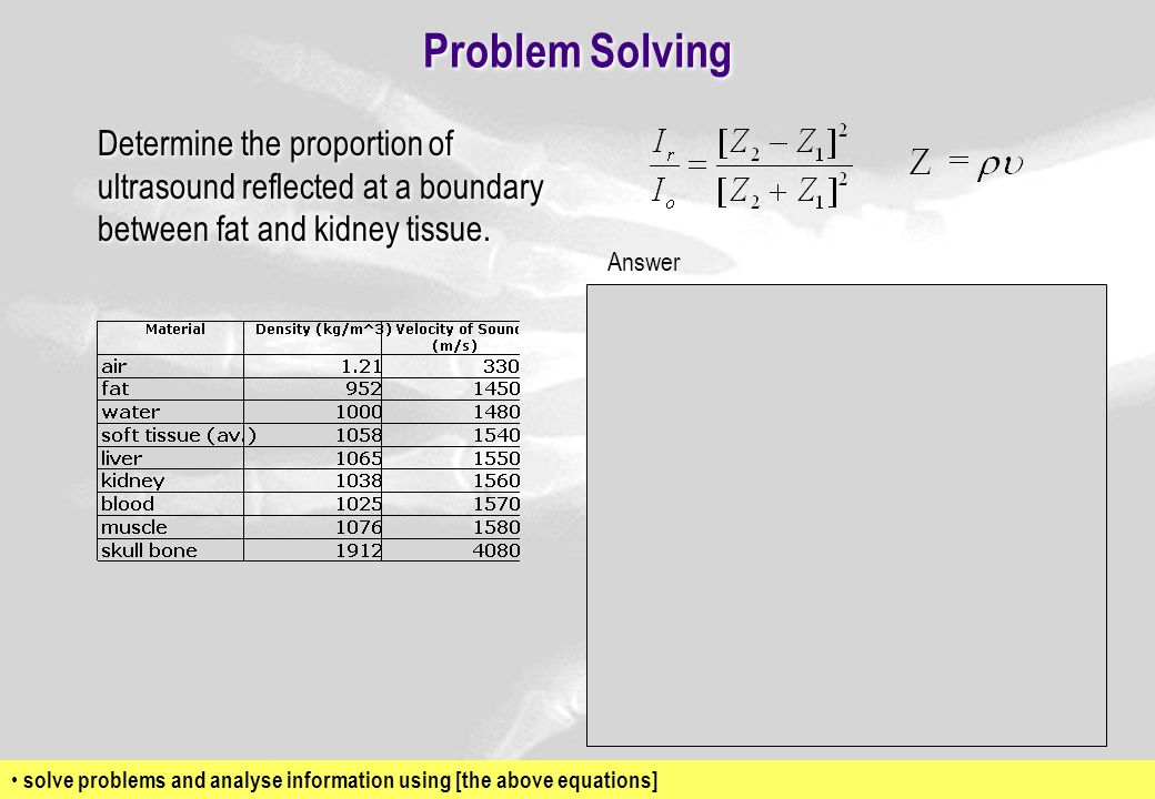 Medical Problem Solving