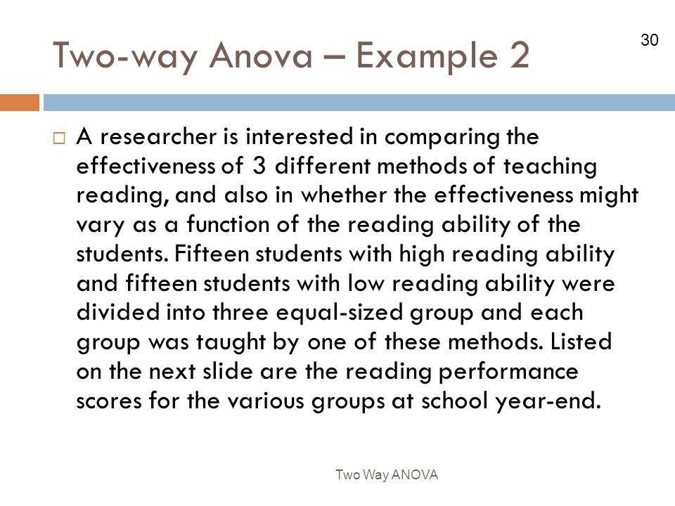 two way anova example pdf