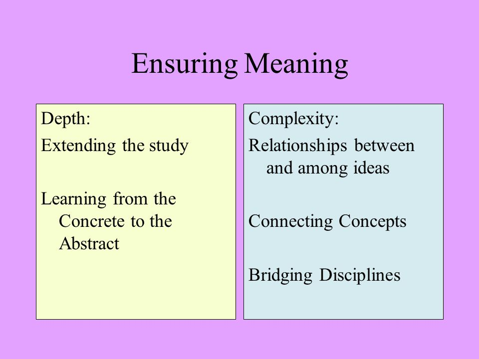 In depth definition and meaning   Collins English Dictionary