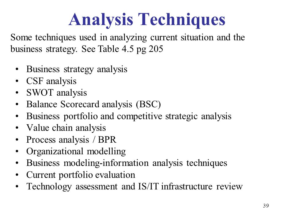 an analysis of information technology on the business education company Building block 2:the business plan and executive summary building block 3:identifying, targeting and engaging potential investors  for an investor to put time and money into your company a business plan aimed  analysis to establish what information is missing.