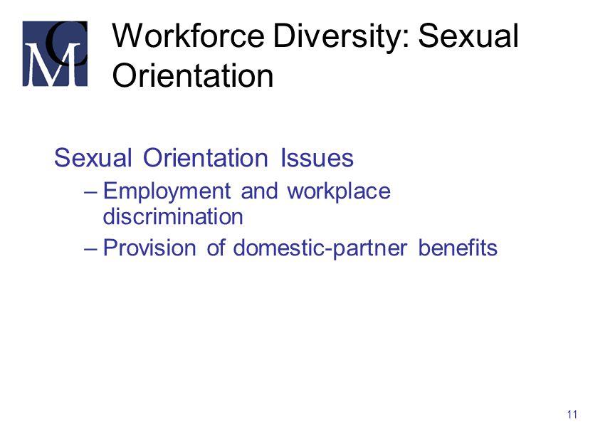 Sexual Orientation Discrimination - Workplace Fairness
