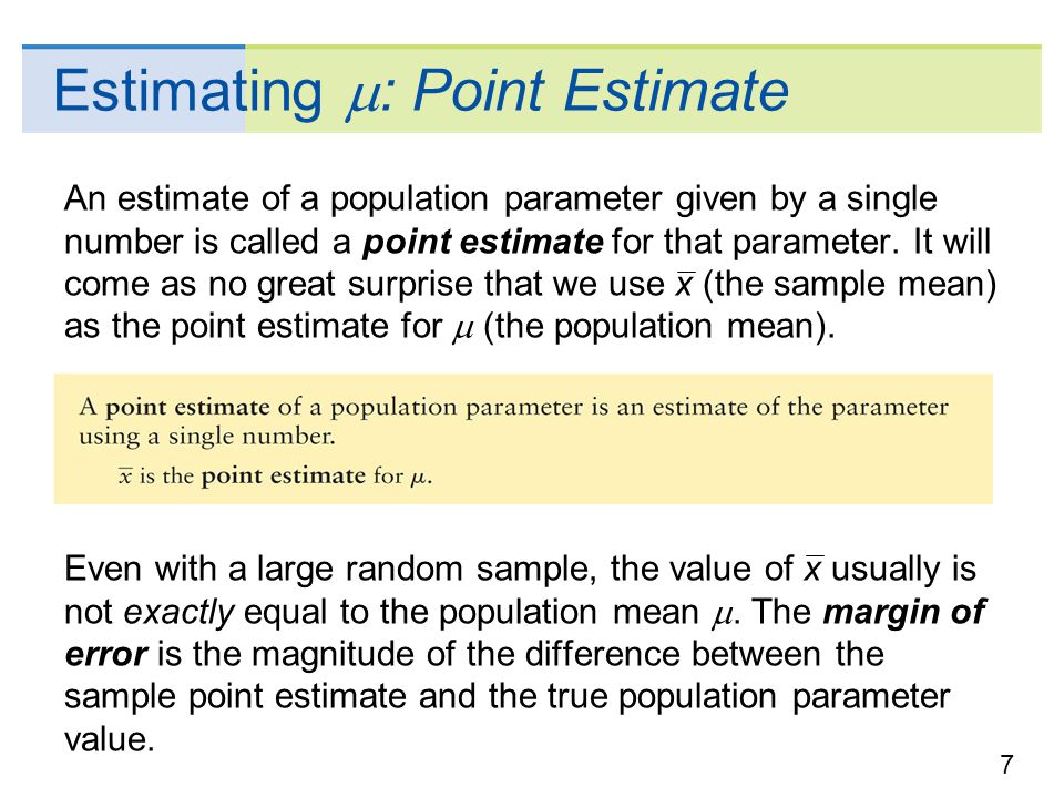 Estimation ppt download
