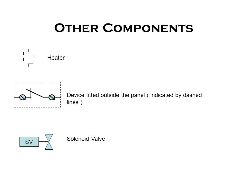 Other Components Heater