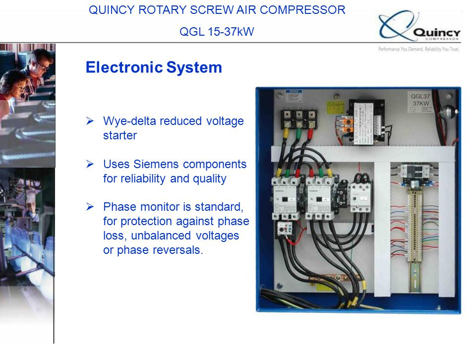Quincy Compressor Wiring Diagram : Wiring diagram for quincy air compressor images