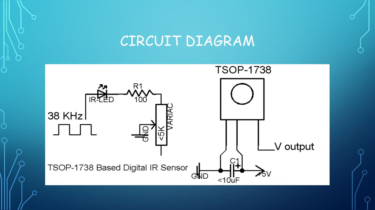 Circuit+Diagram sensors and micro controllers ppt video online download  at bakdesigns.co