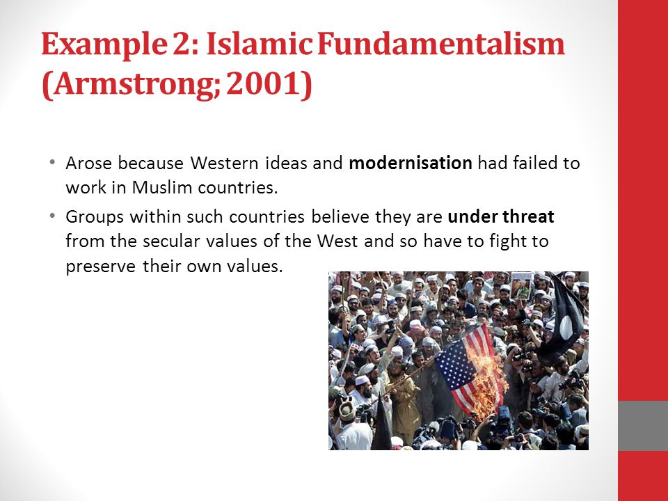 Fundamentalism Examples Gallery Example Cover Letter For Resume
