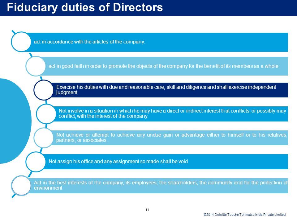 What are directors' duties and what can they do to protect themselves in a sale of company?