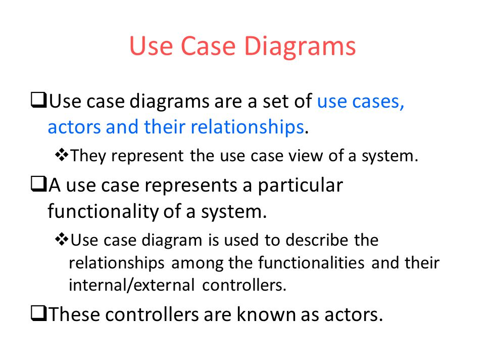 Classification of UML Diagrams - ppt download