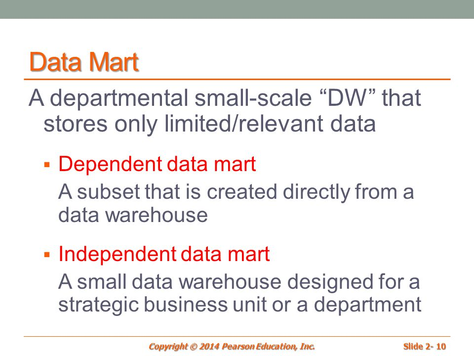 data marts advantages disadvantages Some only the historical data of a particular department is captured in the data warehouse resulting data marts data marts support only the requirements of a particular department and limited the functionality to that department or area only.
