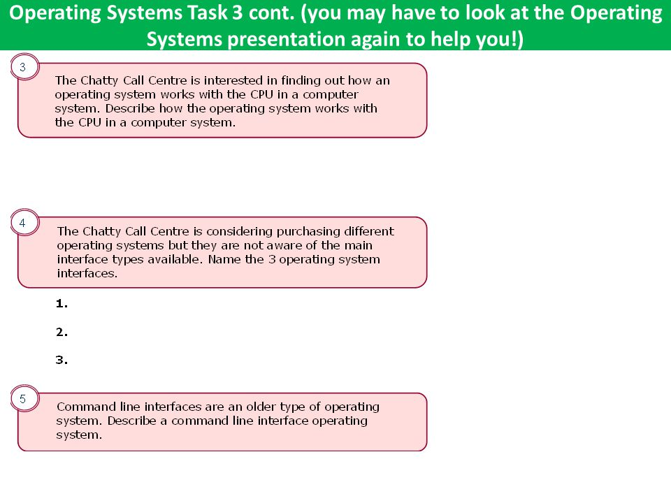 task 1 unit 3 information systems U3 - assignment 1 search this site home task 1/p1 - explain how organisations use information  task 3/p3|m2 - explain the issues related to the use of information | assess how issues related to the use of information affect an organisation  security information system users will expect the system to be secure this means unauthorized.