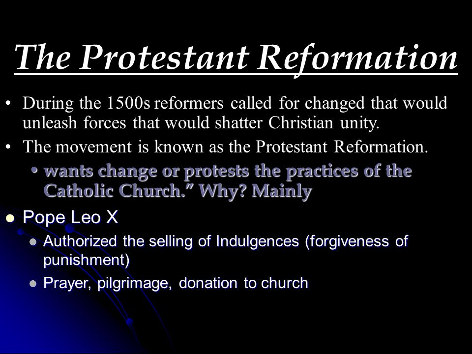 the protestant reformation was mainly a He began the protestant reformation 22 during the reformation,  25 they were mainly responsible for hand-printing books before the printing press was created.