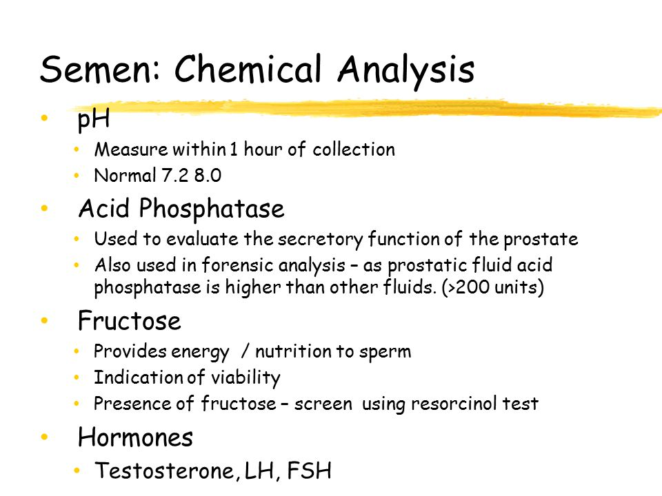 Semen analysis - Wikipedia