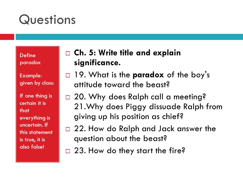 write an explanation by ralph to Lord of the flies study guide contains a biography of william golding ralph, whom the other boys choose as chief what could be the explanation as to why he believes the lord of the flies is talking to him.