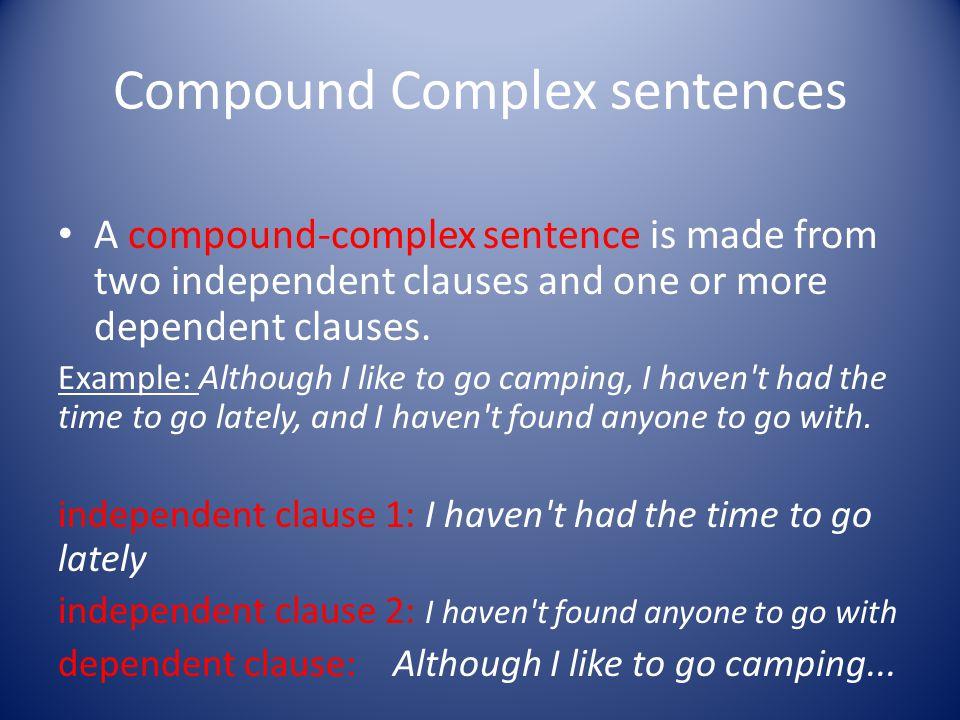 Simple compound and complex sentences ppt video online download compound complex sentences ccuart Images
