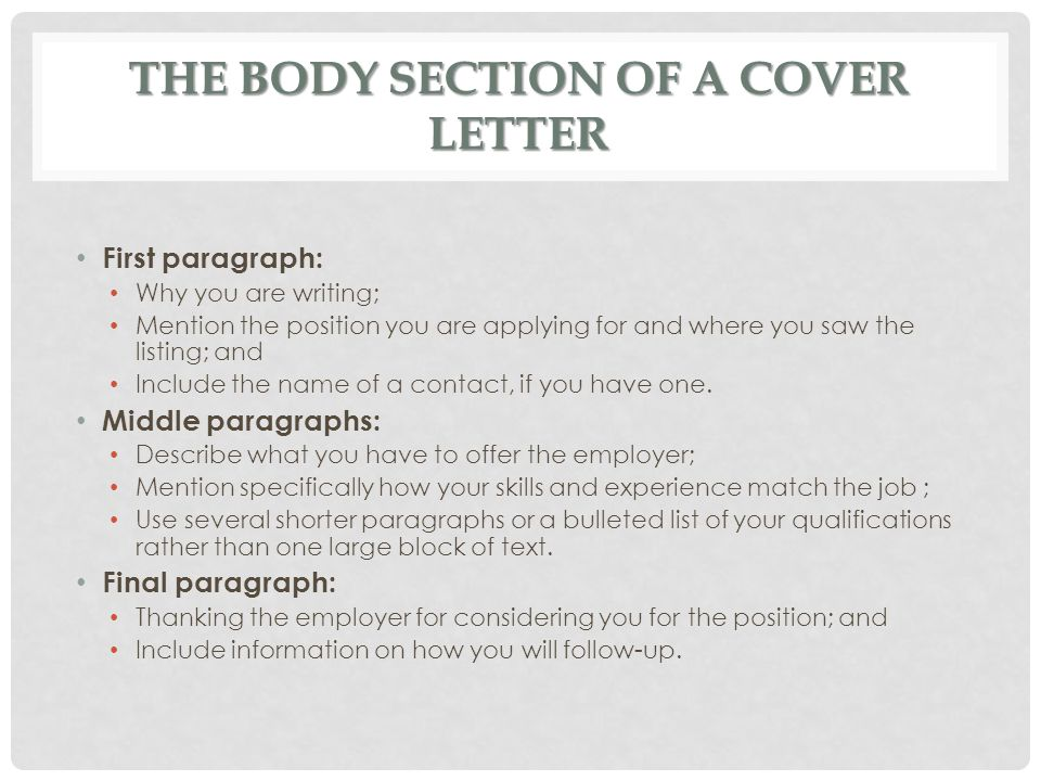 best cover letter opening paragraph How to open and close your cover letter write your cover letter opening and closing with these tips as in best regards or sincerely yours.