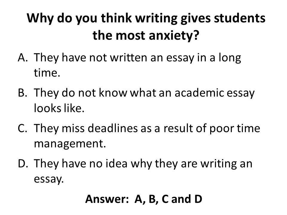poor time management of island students essay Free essay: what is time management, and why is it so important  many  student athletes suffer from bad grades while they do very well on the field or  court.