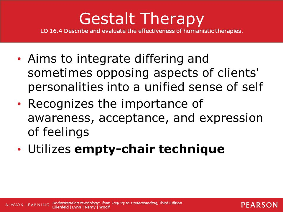 evaluating the psychological therapies biological Physiological treatment = biological treatments (drugs & cbt) psychological treatments = behavioural treatments evaluation of systematic de-sensitisation.