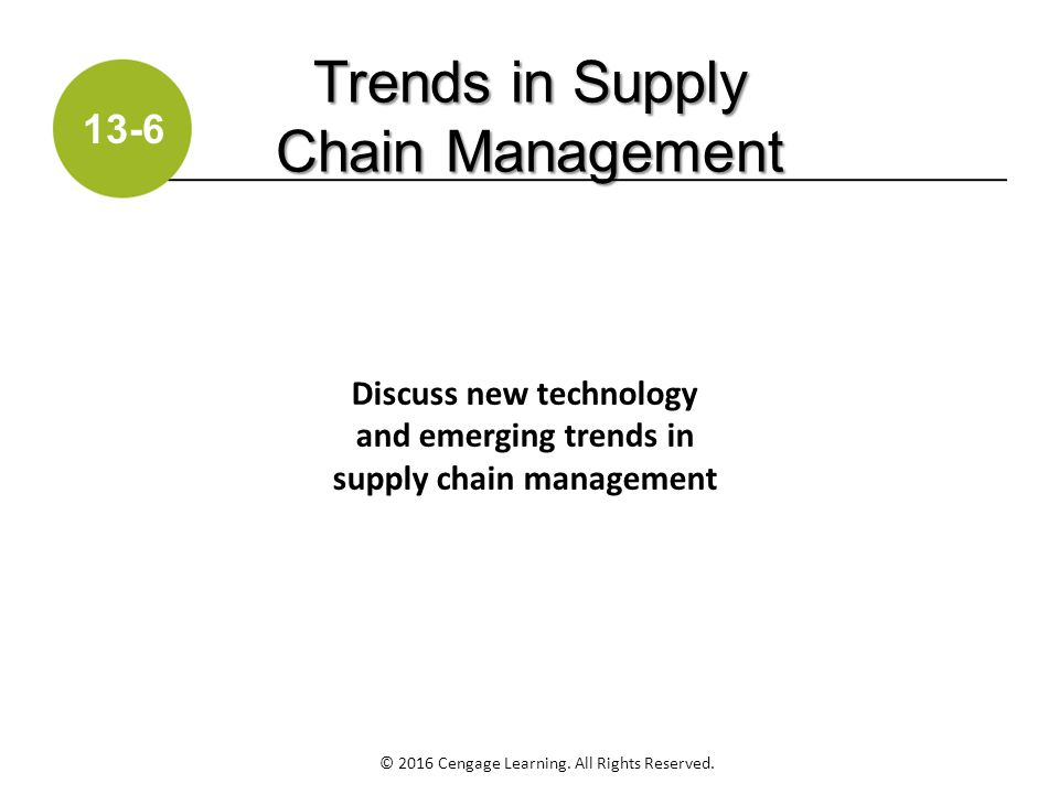 "top 10 supply chain technology trends White paper top 10 supply chain technology trends it's easy to name ""mobility"" and ""wireless"" as trends, but it's less clear exactly what direction these developments are taking and how they can be used to improve business."