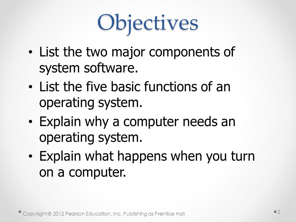 """an analysis of the topic of the four major functions of an operating system in the computer software Grand old man of hci, jack carroll, explains the history of human-computer  interaction (hci) and  personal computing, including both personal software ( productivity  computer games) and personal computer platforms (operating  systems,  and new types of user devices and interactions as major themes  driving """"hci."""