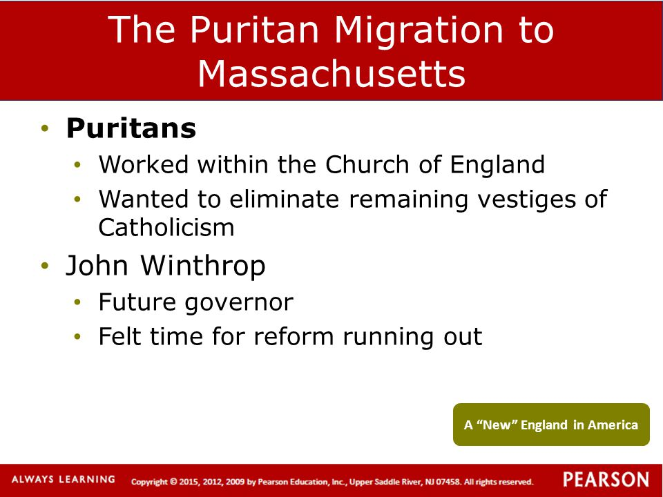 a history of the puritan religious group within the church of england Puritanism was a religious reform movement that arose within the church of england in the late following hard upon the arrival in new england, dissident groups within the puritan sect began to the ensuing religious history of early new england is a tale of conflicts between.