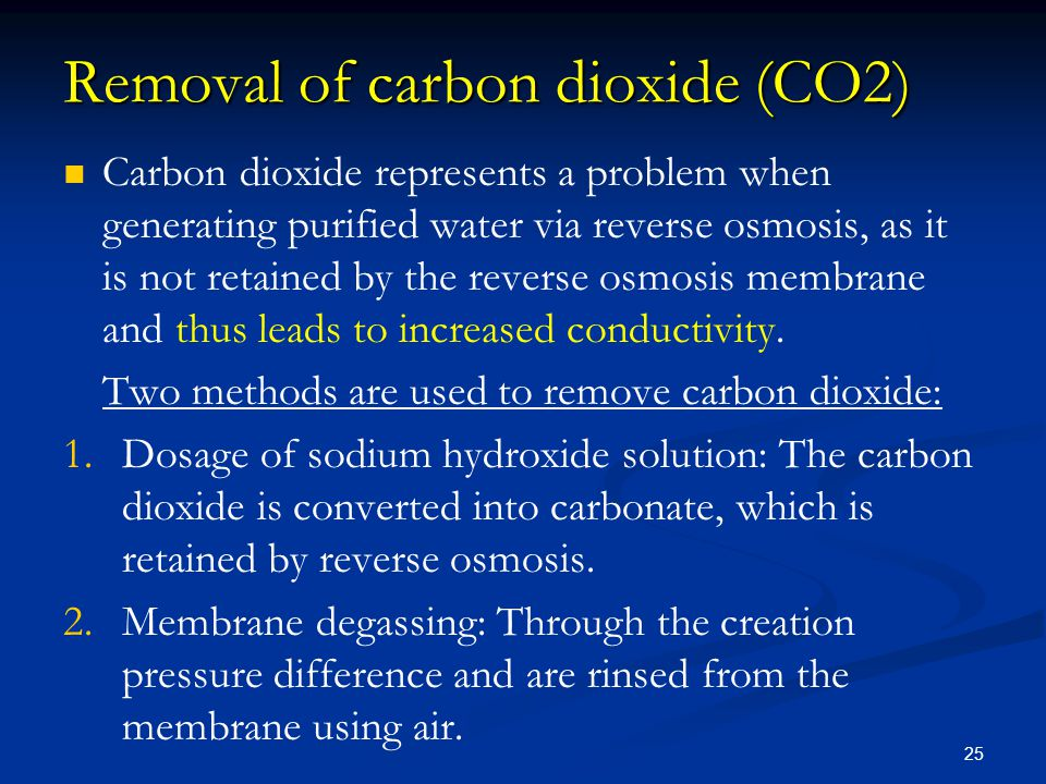 Carbon Dioxide Removal Systems : Dr majed feddah pharmaceutical dosage forms and