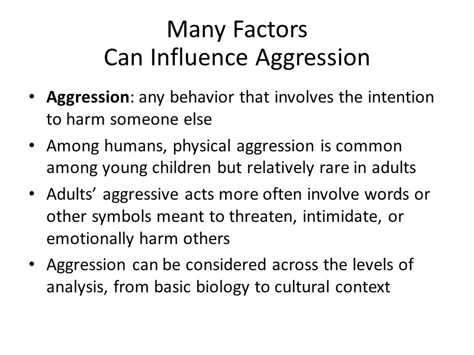 an analysis of the levels of aggression in human biology •waltz's first level: man (human behavior) • wars result from selfishness, from misdirected aggressive impulses, from stupidity • if these are the primary causes, the elimination of war.