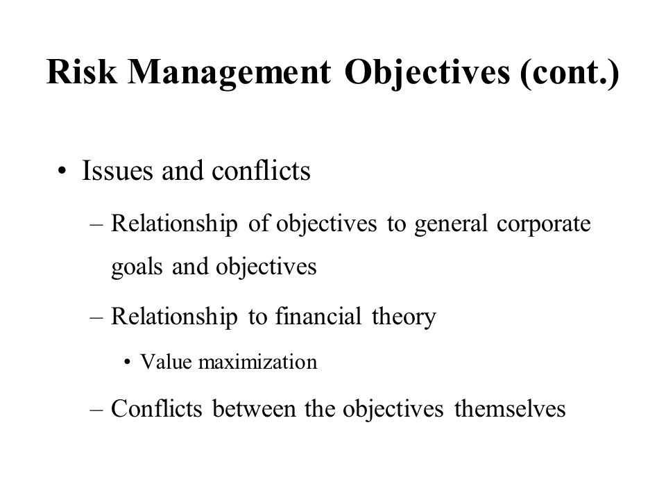 relationship between goals objectives and policies What is the relationship between strategic management and to achieve organizational objective strategic leadership an organization's goals, policies.