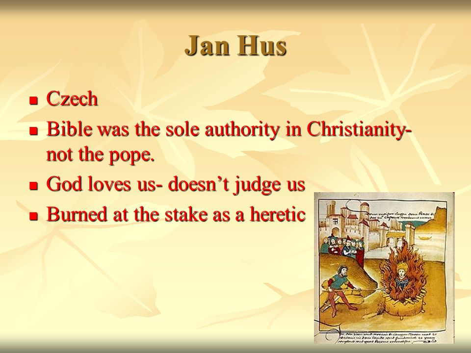 Unit 1 The Reformation Chapter Ppt Download