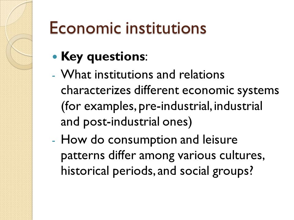 how do political economic and social Study ma politics and economic and social history at the university of edinburgh : entry requirements and what you will study.