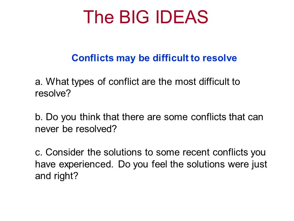 conflict can be a catalyst for changes essay How cultural and social norms can support violence, gives examples of  interventions that interventions  ther as a normal method of resolving conflict or  as a usual part  interventions and act as a catalyst for other initiatives (60)  while they.