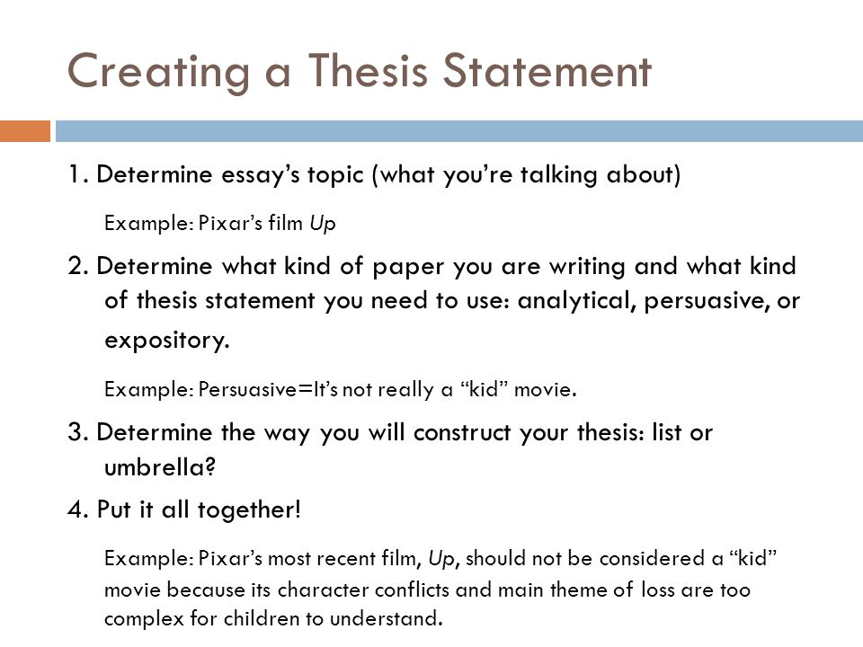 Building a Theme Analysis: Thesis Statements and Writer's Workshop (1 of 2)