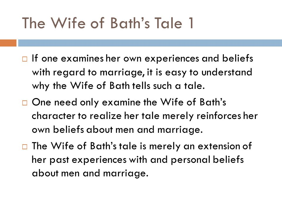 thesis for the wife of bath The wife of bath english literature essay print reference are those of the authors and do not necessarily reflect the views of uk essays the wife of bath.
