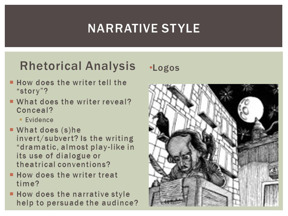 rhetorical style analysis Essays - largest database of quality sample essays and research papers on rhetorical analysis apa style.