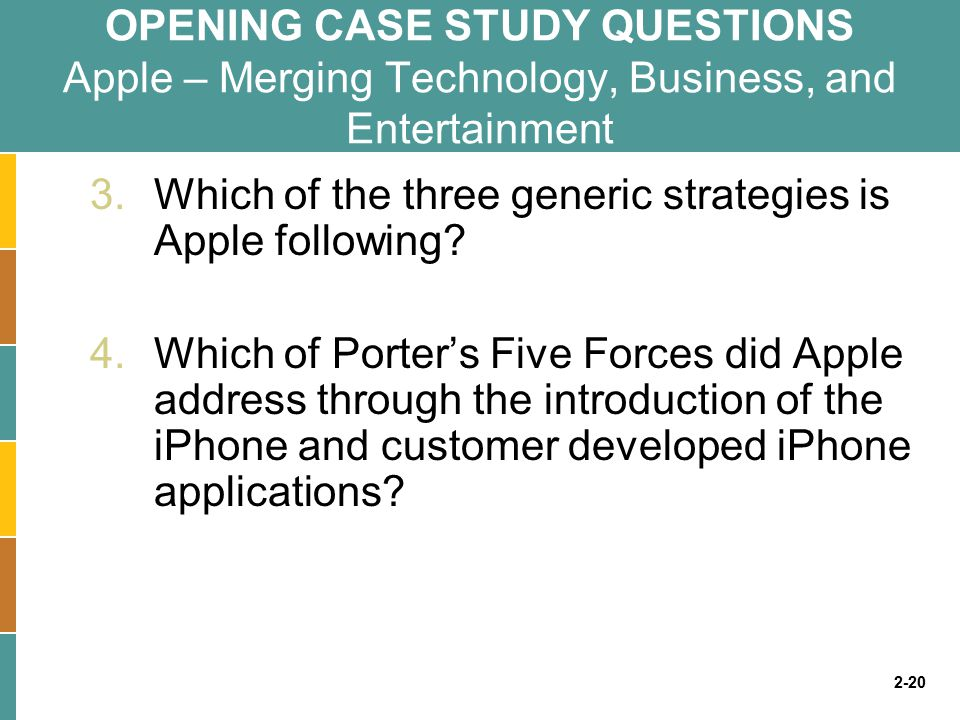 cae study questions