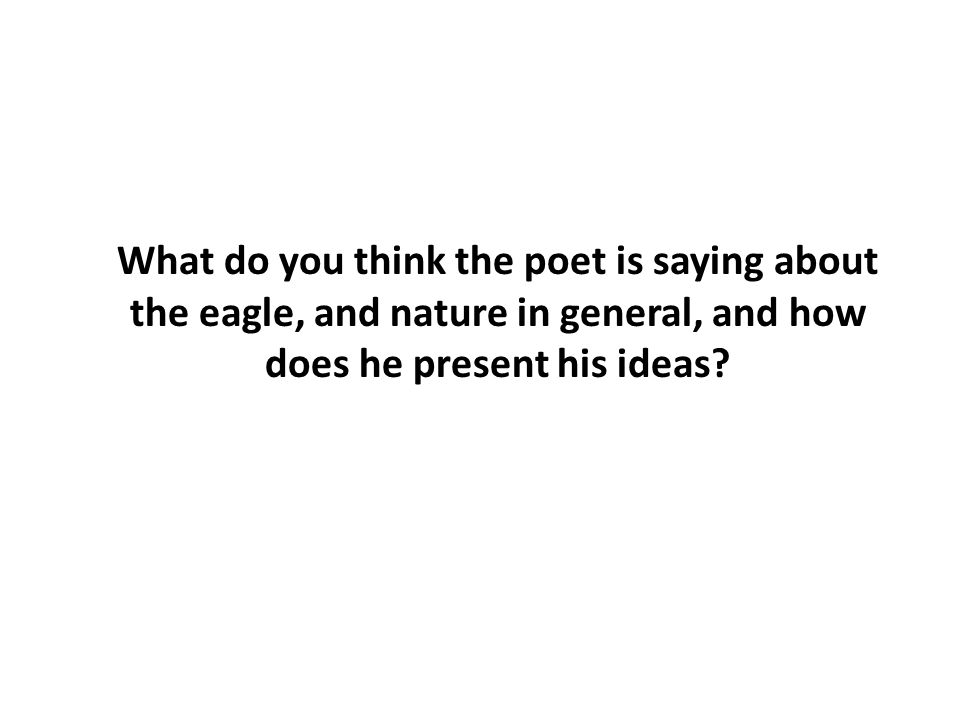 """how do the poets present the Said looking up from his analysis, """"you know what a poem is"""" today, a century  later than mr gradgrind's school of hard facts, the idea is still current that the."""