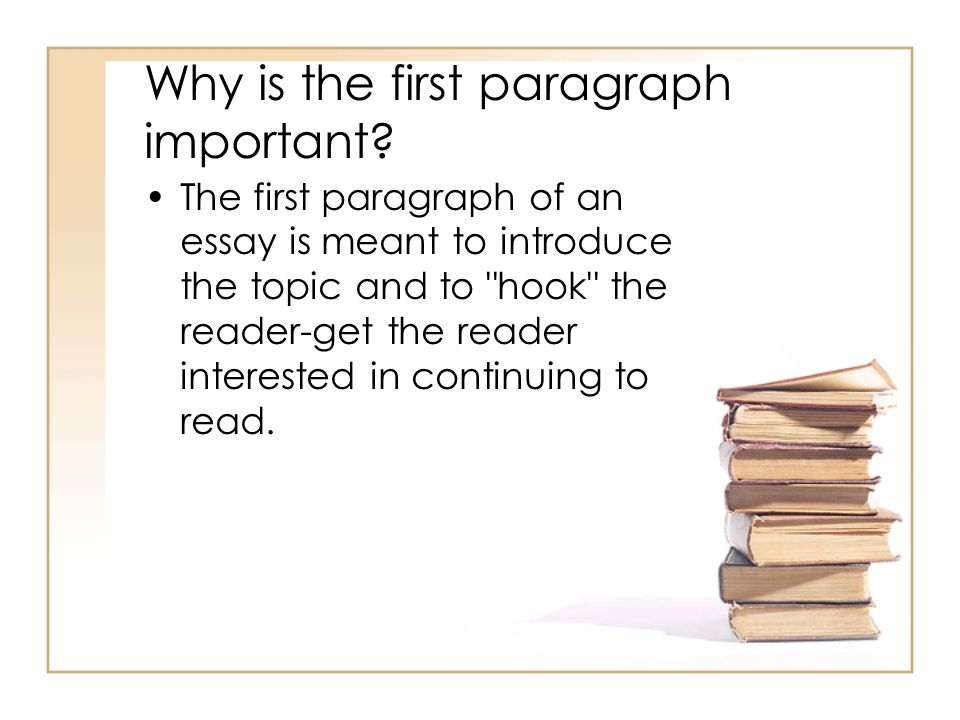 why book are important essay More than just books and banks of computers  for more information on why libraries are important to the community, please visit:.