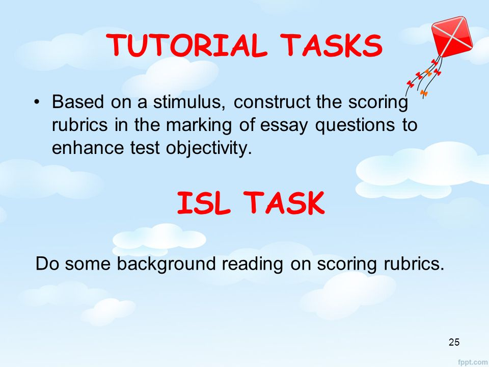 essay exams increasing scoring objectivity 19102014 i explain my cma exam essay tips in  the essays are graded by trained subject matter experts using an approved scoring rubric to ensure objectivity and.