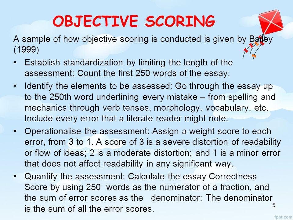 250 word essay length
