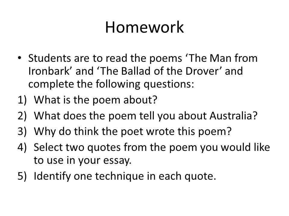 Reading Response to a Poem - Essay Example