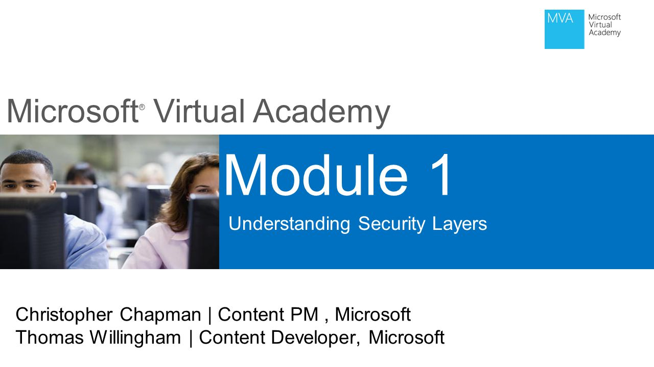 Microsoft technology associate ppt video online download 6 understanding security layers xflitez Images